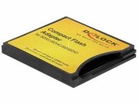 Delock 61796 CF Adapter für SD/MMC Cards