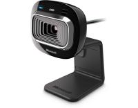 Microsoft LifeCam HD-3000, 1280x720, USB
