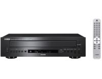 Yamaha CD-C600, 5-Fach CD-Wechsler, Schwarz
