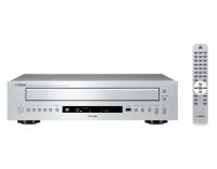 Yamaha CD-C600, 5-Fach CD-Wechsler, Silber