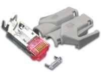 Hirose Stecker TM21, 10er Pack, KAT6
