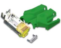 Hirose Stecker TM31, 10er, KAT6A (ISO/IEC)