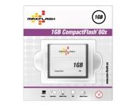Maxflash CF Card 1GB, 80x