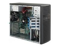 Supermicro SC732D4F-500B: Servergeh. Tower