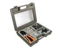 Velleman VTMUS3 Crimpwerkzeug-Set