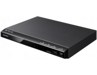 Sony DVP-SR760H, DVD Player, schwarz
