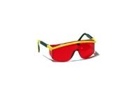 Lasersichtbrille rot