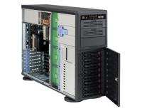 Supermicro SC743TQ-1200B-SQ: Servergehäuse