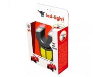Big Led Light, Licht & Hupe, ab 1 Jahr,