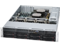 Supermicro SC825TQ-R740LPB: Servergeh. 19