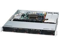 Supermicro SC813MTQ-R400CB: Servergeh. 19