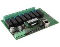 Velleman VM201, Ethernet Relaiskarte