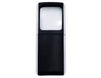 WEDO Rechtecklupen mit LED Beleuchtung