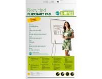 Bi-Office Flipchartpapier 20 Blatt,5er Pack