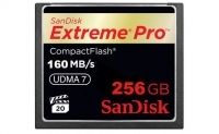 SanDisk CF Card 256GB Extreme Pro 1067x