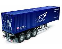 Tamiya 40-Fuss Container Auflieger NYK