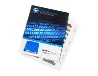 HP Q2013A: 100 Strichcode Etiketten LTO-6