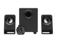 Logitech Z-213, 2.1 Speaker 14Watt