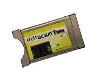 Deltacam Twin CI Modul