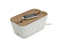 Bosign Hideway Cable Organizer weiss-nature