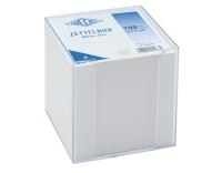 WEDO Zettelbox transparent