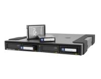 Tandberg RDX QuikStation: 4Bay Desktop 1U