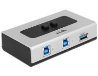 Delock 2Port USB3.0 Switchbox