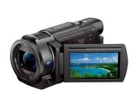 Sony 4k Camcorder FDR-AX33B schwarz