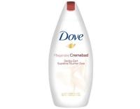 Dove Crèmebad Seidig-Zart 750 ml