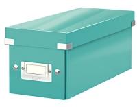 Leitz Aufbewahrungsbox CD eisblau