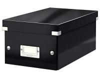 Leitz Aufbewahrungsbox DVD schwarz