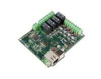 Velleman VM204, Ethernet Relaiskarte
