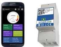 smart-me M-BUS Gateway für DIN-Schiene