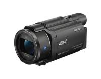Sony 4k Camcorder FDR-AX53 schwarz