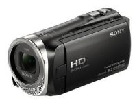 Sony Camcorder HDR-CX450 schwarz
