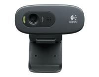 Logitech HD Webcam C270 3-MP
