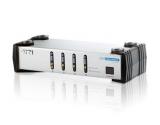 Aten 4Port DVI-Switchbox. 1920x1200