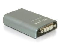 Delock USB2.0 Grafikkarte: HDMI/DVI/VGA