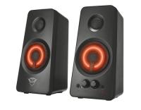 Trust GTX 608 Illuminated 2.0 Speaker Set