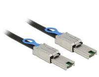 SAS Kabel: SFF8088-SFF8088, 2m