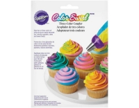 Wilton Color Swirl Koppler/Adapter