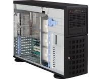 Supermicro SC745BTQ-R1K28B-SQ: Servergeh