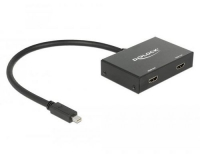 Mini-Displayport zu 2xHDMI Splitter, 4K