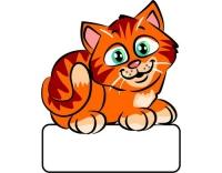 Geburtstafel Katze