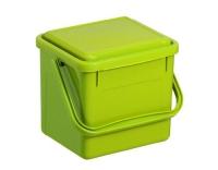 Rotho Komposteimer Bio grün 4.5 Liter