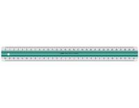 Linex: Lineal 30cm grün