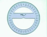 Linex: Vollkreis-Winkelmesser Ø 10cm