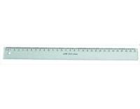 Linex: Lineal 40cm, Tuschekante