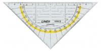 Linex: Geometriedreieck 16cm