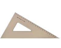 Linex: Dreieck 60°, 23.5cm